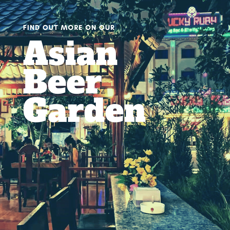FIND OUT MORE ABOUT OUR ASIAN BEER GARDEN
