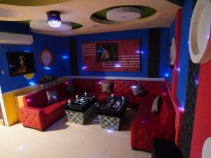 DRINK AND SING: Ruby KTV