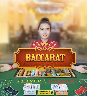 Baccarat Lucky Ruby Border Casino Hotel
